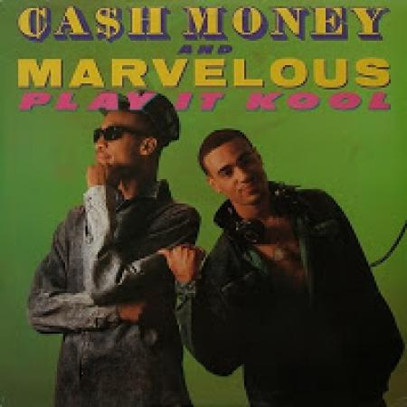 LP Cash Money & Marvelous - Play It Kool