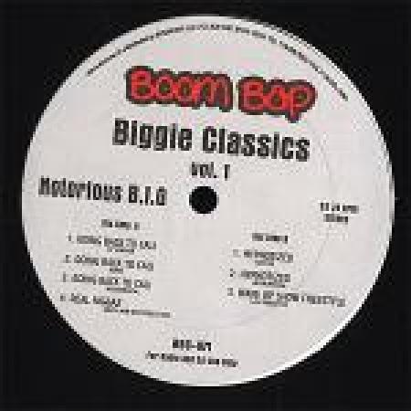 LP Notorious B.I.G. - Biggie Classics Vol.1 VINYL IMPORTADO