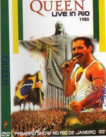 QUEEN LIVE IN RIO 1985 ( DVD )