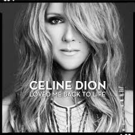 Celine Dion - Loved Me Back To Life ( CD ) (886971371529)
