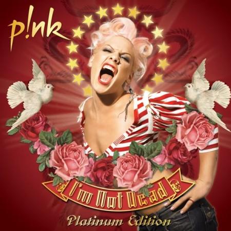 Pink - Im not Dead Platinum Edition CD+DVD Importado