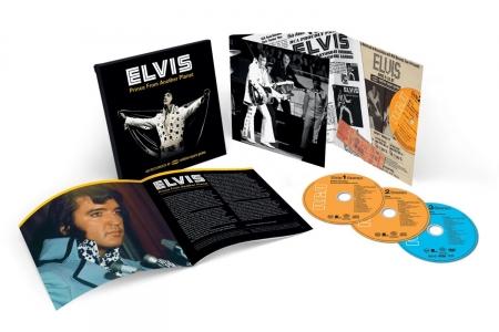 Box Elvis Prince  Another Planet 2CD + 1DVD IMPORTADO (LACRADO)