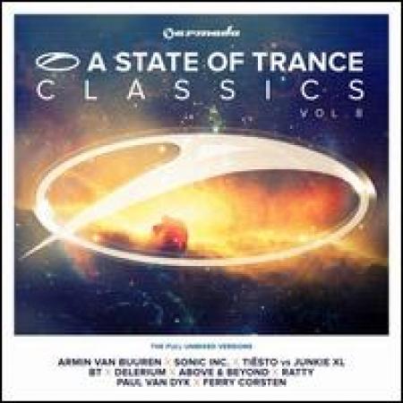 Armin Van Buuren - State of Trance Classics 8 - BOX COM 4 CDS IMPORTADO (LACRADO)