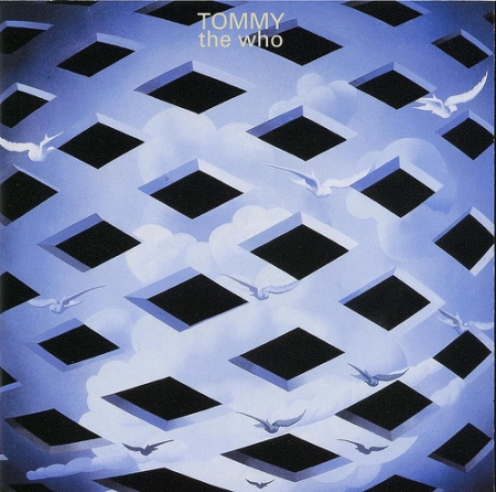 Box Tommy The Who - Tommy - The Who