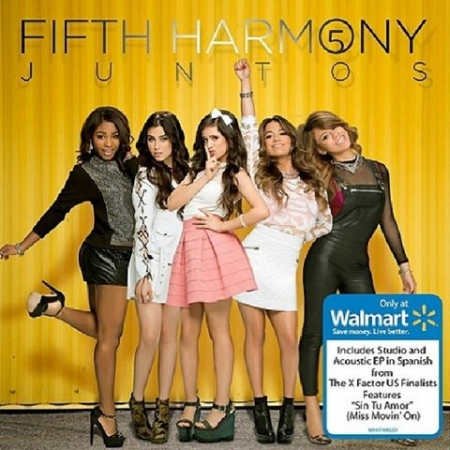 Fifth Harmony Juntos (Walmart Exclusive) (CD)
