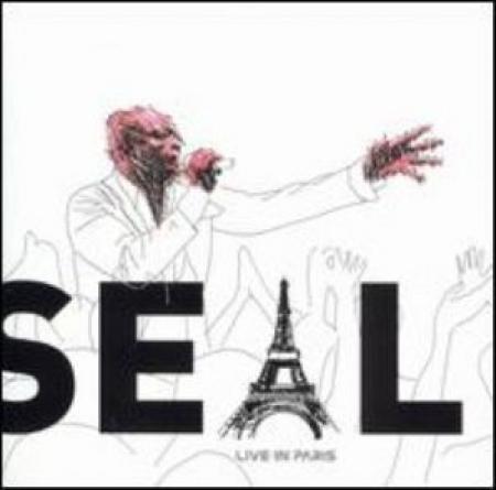 Seal - Live In Paris DVD + CD