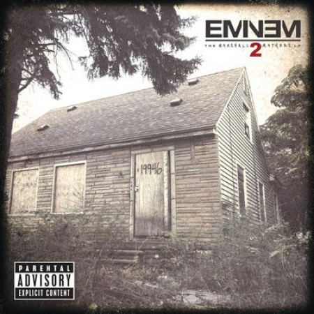 Eminem - The Marshall Mathers LP 2 (Deluxe Edition 2CD)