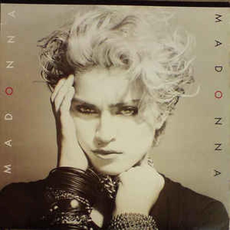 LP Madonna - Madonna (VINYL 180 GRAMAS IMPORTADO LACRADO)