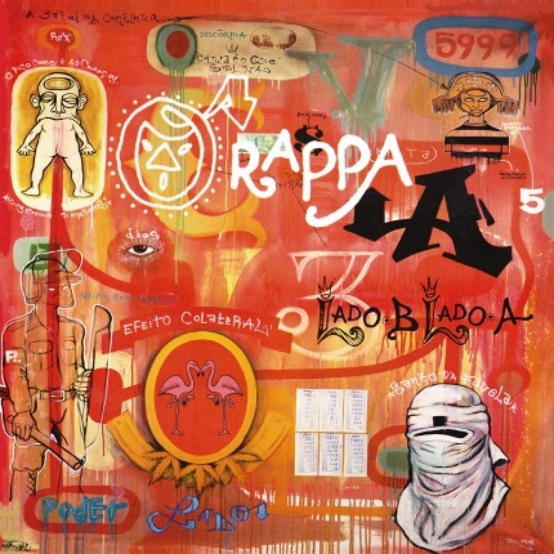 O Rappa - Lado A Lado B (CD)