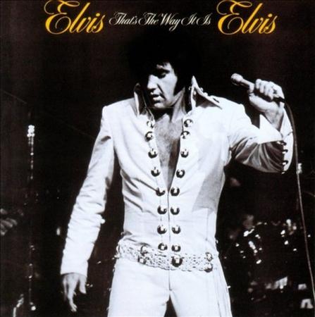CD Elvis Presley - Thats the Way It Is ( Lacrado e Importado )
