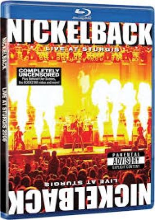 NICKELBACK - LIVE AT STURGIS (2006) BLU-RAY