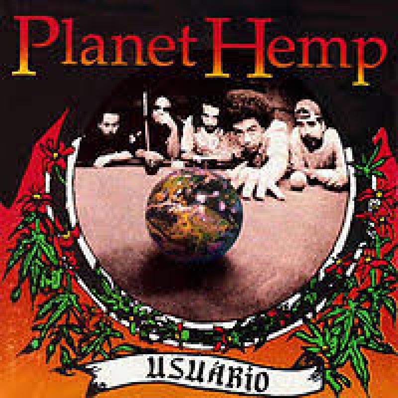Planet Hemp - Usuario (CD)