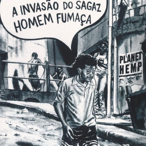 Planet Hemp - A Invasao do Sagaz Homem Fumaca (CD)