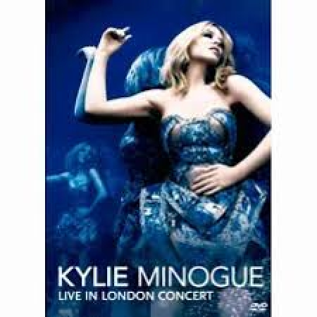 Kylie Minogue - Live in London (DVD)