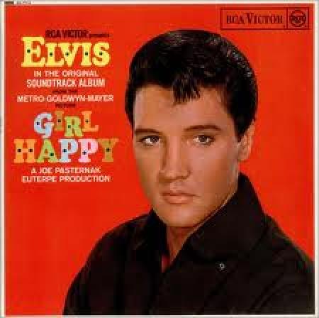 Elvis Presley - Girl Happy ( CD )