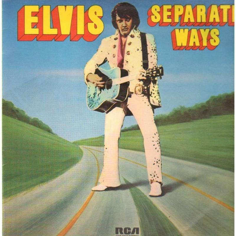 Elvis Presley - Separate Ways ( CD )