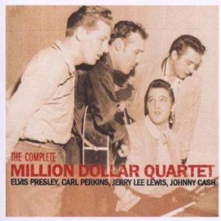 Elvis Presley - The Complete Million Dollar Quartet ( CD )