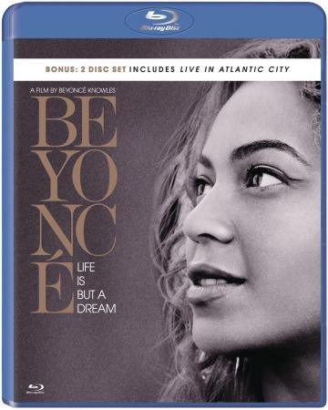 Beyonce Life is But a Dream Importado (BLURAY( IMPORTADO