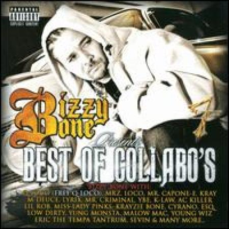 Bizzy Bone - Presents  Best Of Collabos Importado