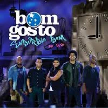 Bom Gosto - Subúrbio Bom Ao Vivo ( CD )