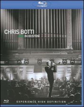 Chris Botti - Chris Botti In Boston Blu Ray Importado PRODUTO INDISPONIVEL