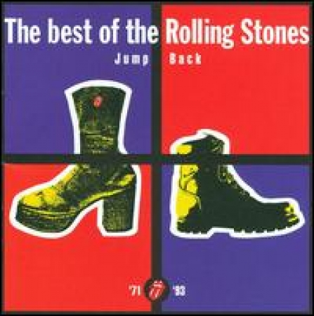 The Rolling Stones - Ump Back The Best Of 1971-1993 Importado