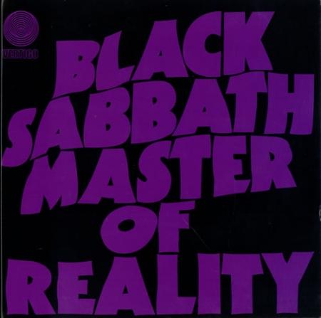Black Sabbath - Master Of Reality ( CD )