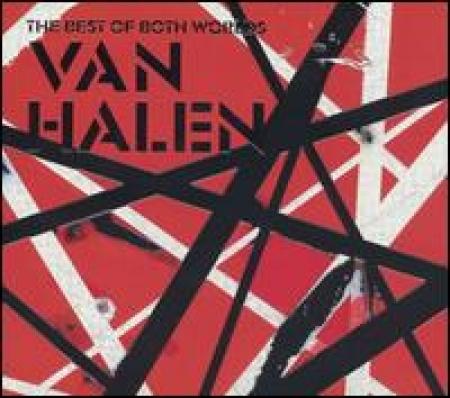 CD Duplo Van Halen - Best of Both Worlds  (2 CD , Remastered, Digipack Packaging)