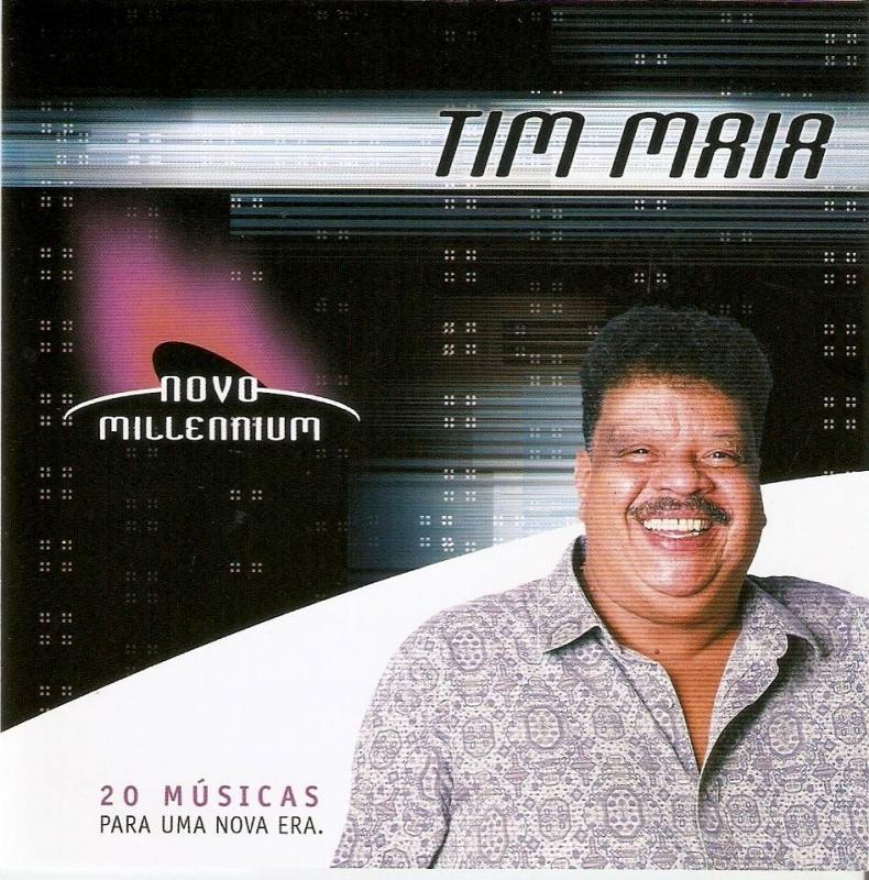 Tim Maia - Novo Millenium