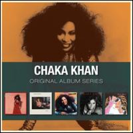 Box Chaka Khan - Original Album Series ( Box com 5 CD )
