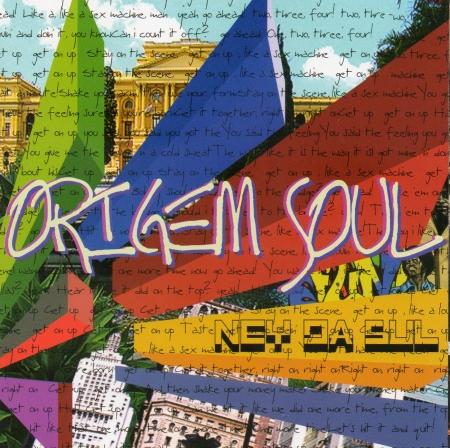 Ney Da Sul - Origem Soul ( RAP NACIONAL )