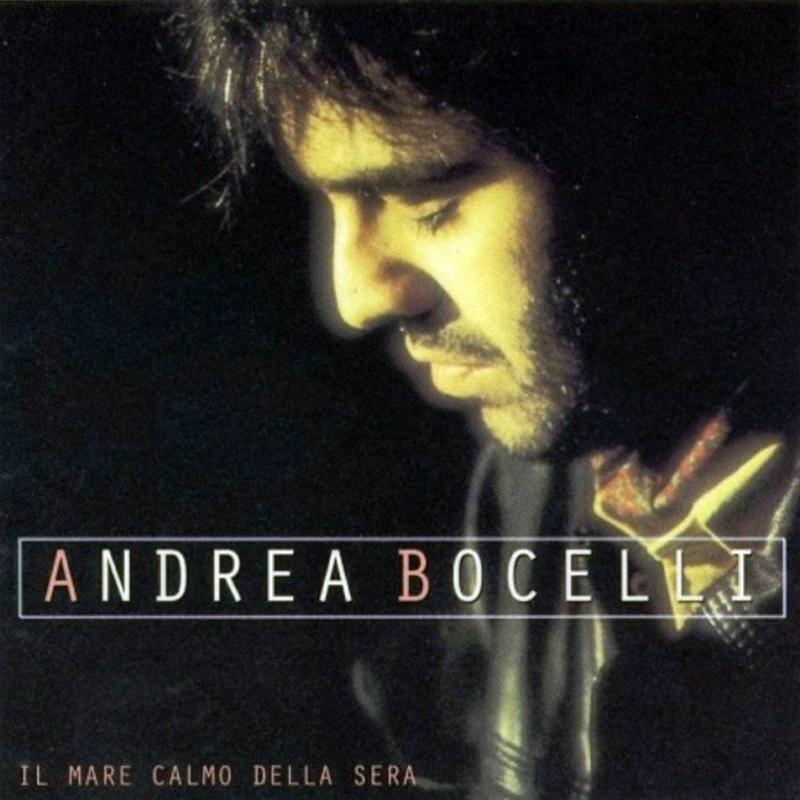 Andrea Bocelli - Il mare calmo della sera (CD)