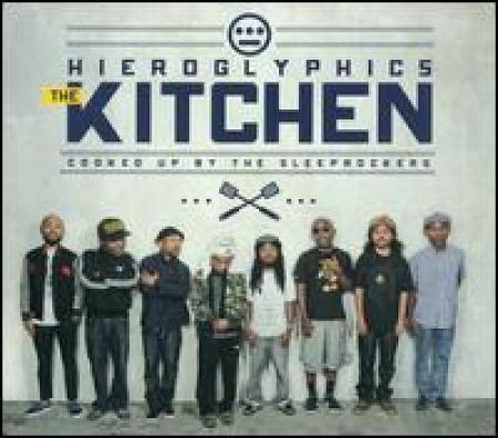 Hieroglyphics - Kitchen (CD)