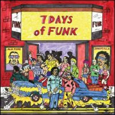 7 DAYS OF FUNK - DAM FUNK & SNOOP
