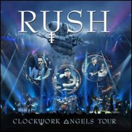 Rush - Clockwork Angels Tour 3CDS IMPORTADO