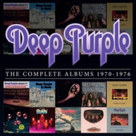 Deep Purple - The Complete Albums 1970-1976 ( Box 10 CDs ) PRODUTO INDISPONIVEL