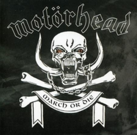 Motorhead - March oR Die (CD) IMPORTADO