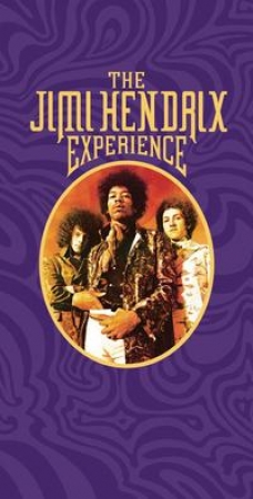 BOX Jimi Hendrix - Jimi Hendrix Experience Bonus Tracks 4 DISCOS IMPORTADO  PRODUTO INDISPONIVEL