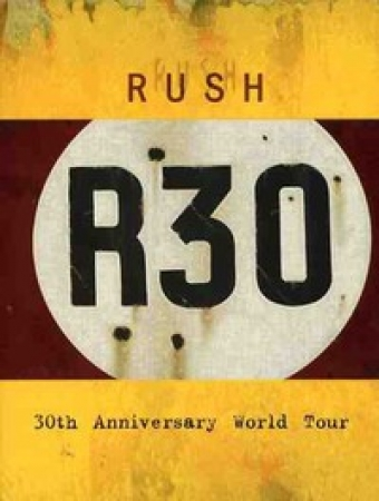 BOX Rush: R30 (4PC, Backstage Pass & Guitar Picks, Deluxe Edition, Digipack Packaging) IMPORTADO