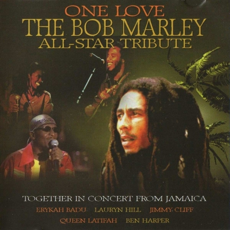 CD BOB MARLEY - One Love The Bob Marley All-Star Tribute