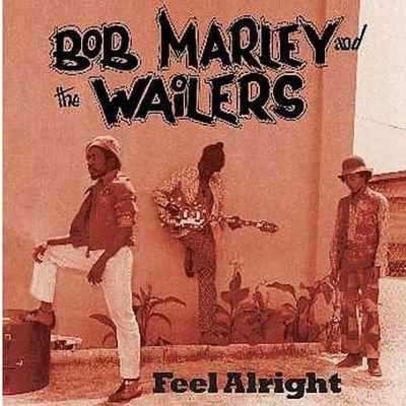 Bob Marley & The Wailers - Feel Alright (CD)