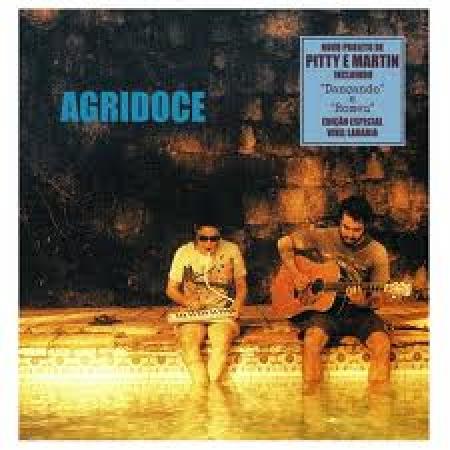 LP PITTY - Agridoce VINYL (LACRADO)
