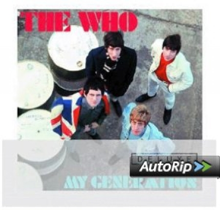 The Who - My Generation Deluxe Edition