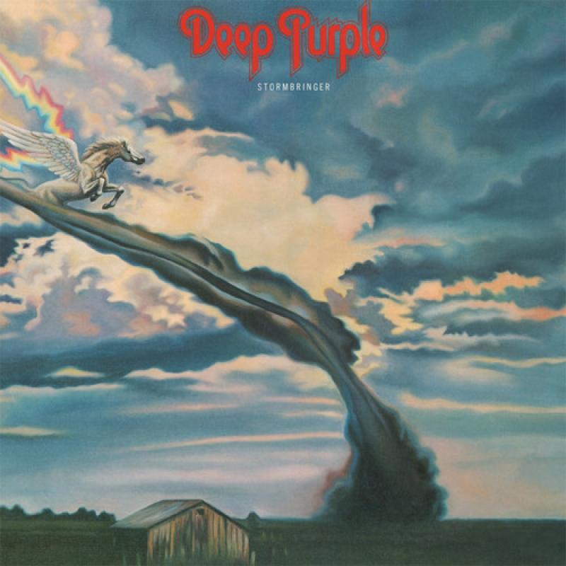 LP Deep Purple - Stormbringer VINYL 180 GRAMAS IMPORTADO (LACRADO)