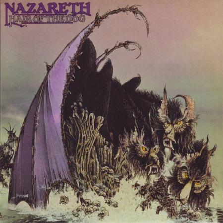 LP Nazareth - Hair Of The Dog Lacrado Importado