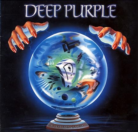 LP Deep Purple - Slaves And Masters (VINYL IMPORTADO 180GRAM LACRADO)