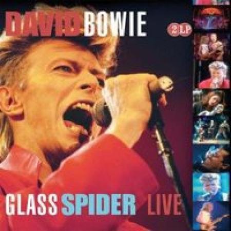 LP David Bowie - Glass Spider Live ( Vinyl Duplo IMPORTADO )LACRADO PRODUTO INDISPONIVEL