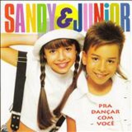 Sandy & Júnior - Pra Dançar Com Você ( CD Usado )