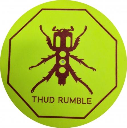 FELTRO THUD RUMBLE - DJ Q BERT ( MODELO GROSSO )
