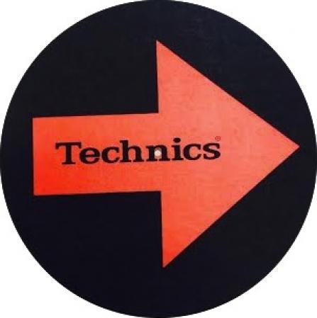 FELTRO TECHNICS SETA ( MODELO GROSSO ) PRETO VERMELHO (SLIPMATS)